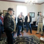 AFHM at Bond County Historical Society's Hoiles-Davis Museum