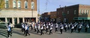 The GHS Marching Comets