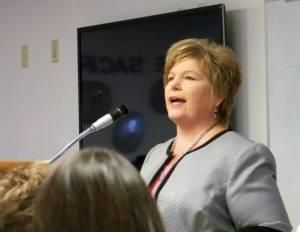 Former Greenville FCI Warden Sara Revell