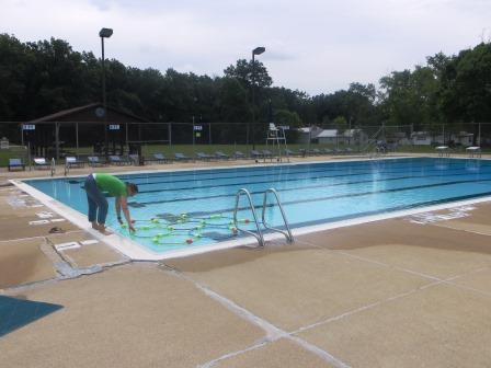 Swimming pool open news for Kingsbury swimming pool timetable