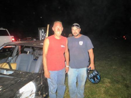 Seth Strotheide & John Spratt - Compact Car Winner