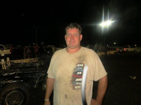 Don Santel - Old School Derby Winner